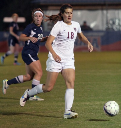 Sophie Fuller was named the Select Sport America-NAIA Championship Outstanding Defensive Player