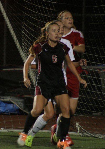 Courtney Stonesifer (Photo provided by Biola Sports Information)