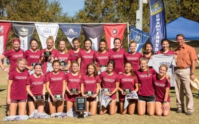 GSAC Cross Country Champions