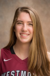 Lauren McCoy was named the GSAC Player of the Week