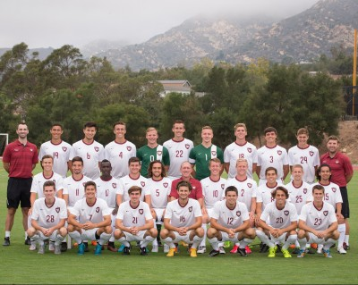 2015 Men's Soccer Team
