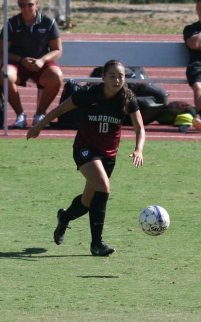 Jackie Lopez scored two goals vs Northwestern Ohio.