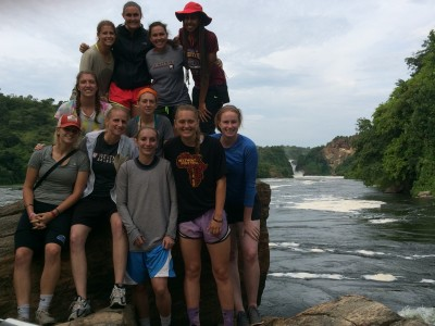 Westmont Women's Basketball cruising the Nile