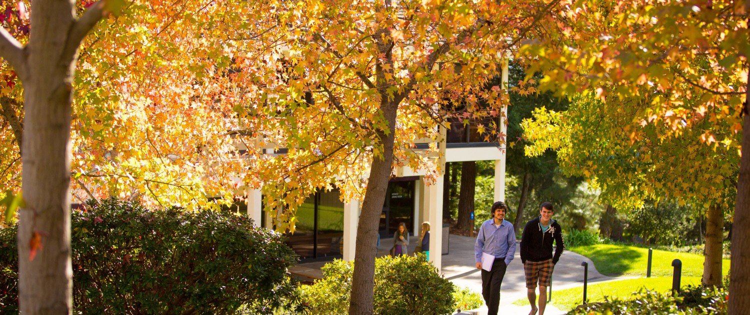 Fall at Westmont College