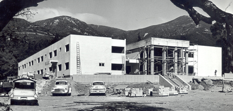 Photo courtesy of the Westmont archives