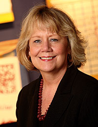 Judy L. Larson joined the Westmont faculty in 2008.