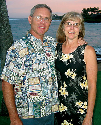 Steve and Lisa Mosbaugh Levoe