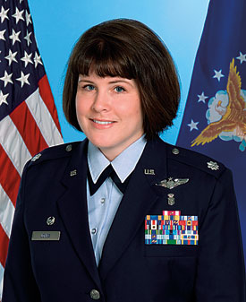 Lt. Col. Kathleen Jones '89
