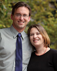 Eric and Rachel Trautwein