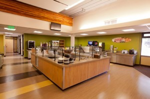 The New Dining Commons