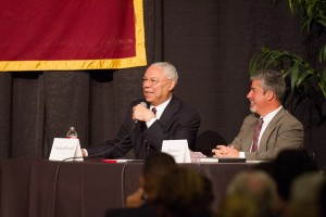 Interview with Colin Powell
