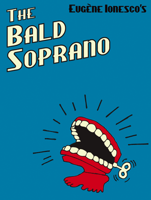 "Poster for ""The Bald Soprano"""