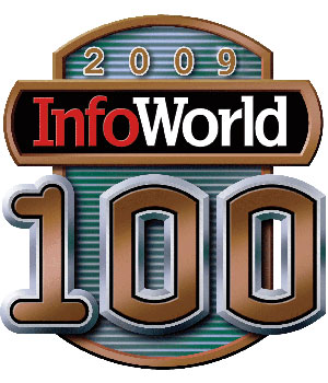 Info World logo