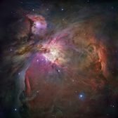 Weather permitting, the Orion Nebula may be visible at a public viewing Dec. 17 (Photo Courtesy NASA/ESA)