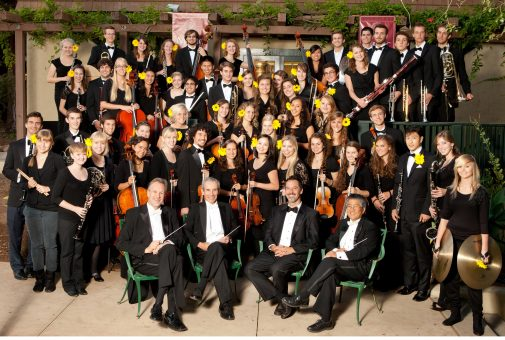 The Westmont College Orchestra goes to China May 9-18