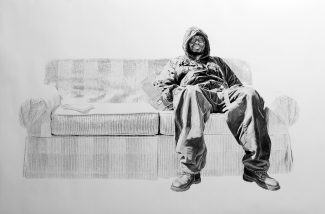 """Jason on a Couch"" by Joel Phillips"
