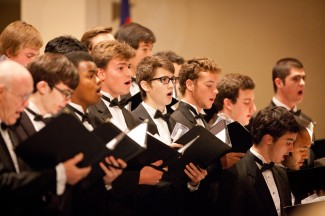 The Wesmtont Men's Chorale
