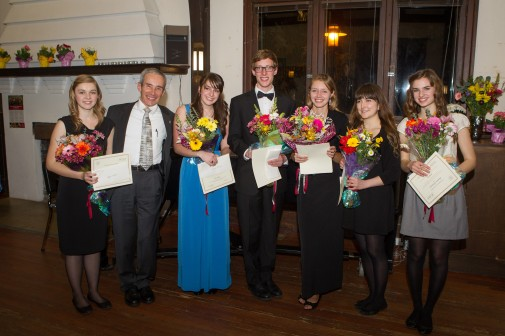 Finalists of the 2013 Music Guild Competition