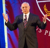 Collin Powell Westmont President's Breakfast