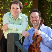 The American Double, violinist Philip Ficsor and pianist Constantine Finehouse