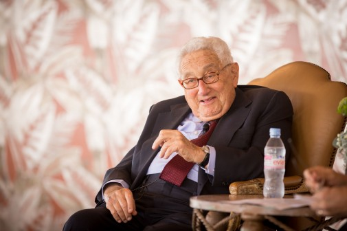 Kissinger Talk