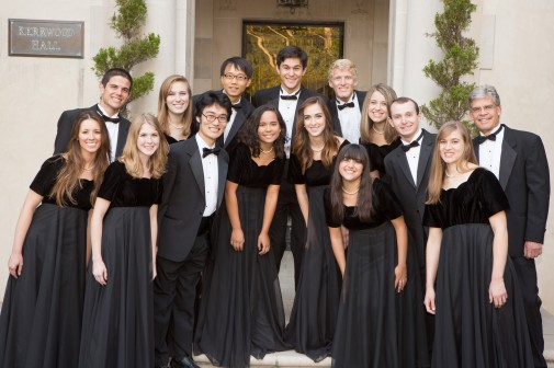 The 2014 Westmont College Chamber Singers
