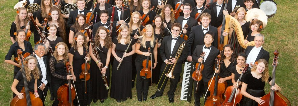 The 2014 Westmont College Orchestra