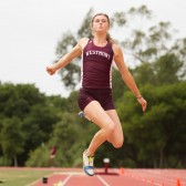 Westmont's high-flying Becky Collier