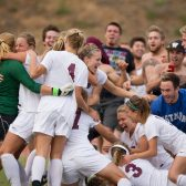 The women's soccer team finished as national runner-up
