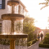 Westmont fountain