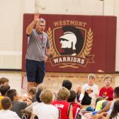 Westmont summer camp director Jeff Azain