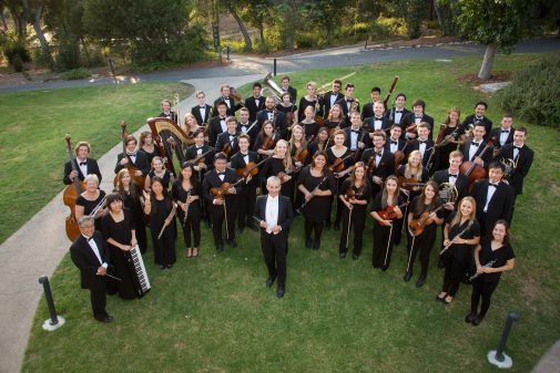 The 2015-16 Westmont College Orchestra