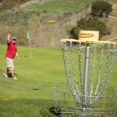 Disc, Stick Golfers Tee Off for Charity