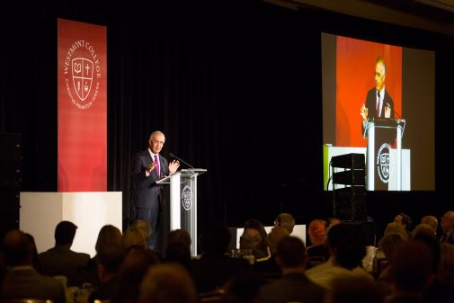 More than 700 at the 11th annual breakfast