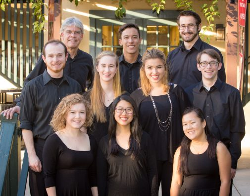Dr. Grey Brothers and the Westmont Chamber Singers