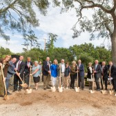 Ground Broken on Global Leadership Center