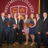 Athletics Honors Golden Eagle Winners