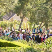 Diverse Class of 2020 Arrives at Westmont