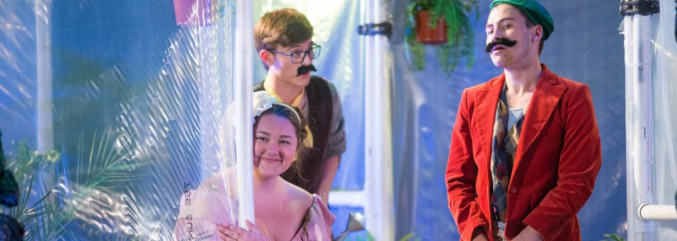 "Karly Kuntz, Ben Thomas and Merckx Dascomb star in ""As You Like It"" Nov. 18"