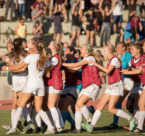 Haley Parzonko's golden goal sends the Warriors to Alabama to continue their National Title hopes