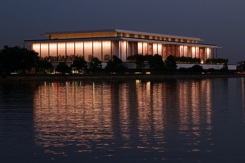 The Westmont Orchestra performs at the John F. Kennedy Center for Performing Arts Feb. 20