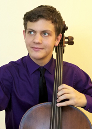Logan Hodgson, cello
