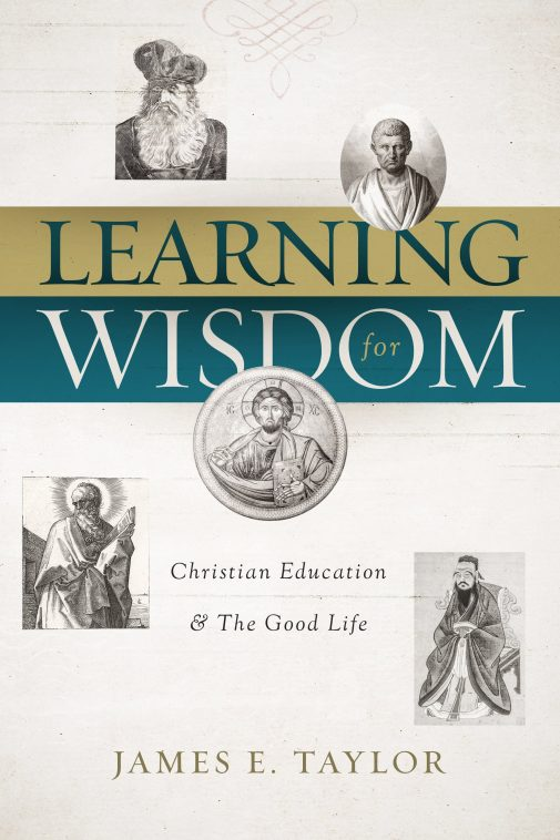 "Dr. Jim Taylor's new book ""Learning For Wisdom"""