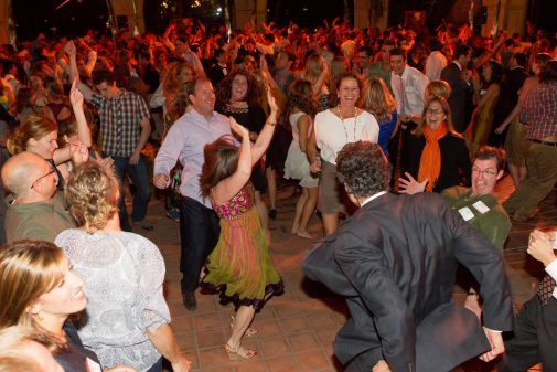 The Young Alumni and Student Dance