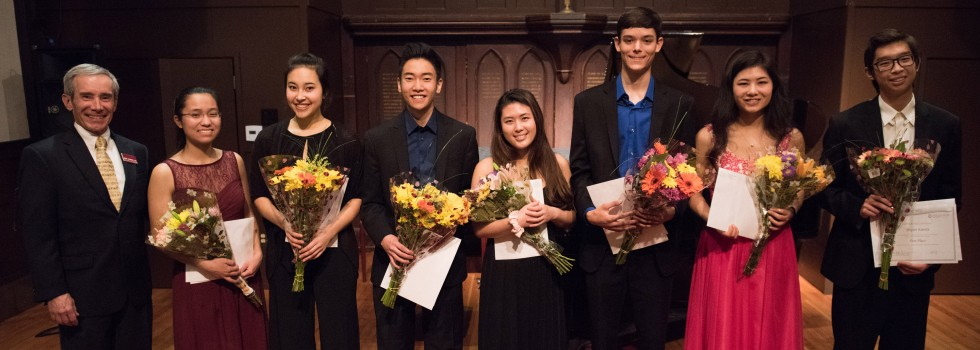 The 2018 Music Guild winners