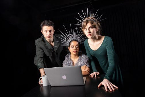 """The Magic Flute"" stars John Butler as Papageno, Michelle Vera as the Queen of the Night and Jessica Lingua as Pamina"