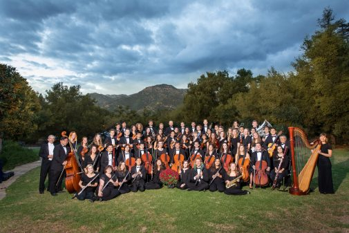 The 2018-19 Westmont Orchestra