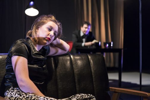 """Paige Tautz in Lit Moon Theater's """"A Doll's House"""""""