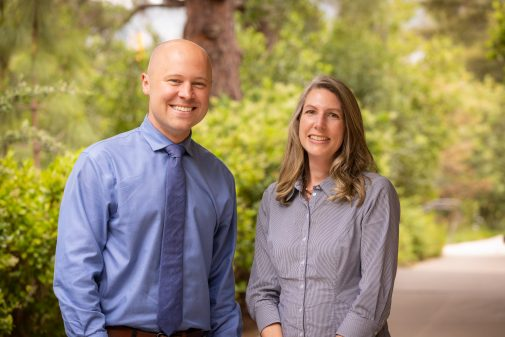 Employees of the Year: Zak Landrum and Nancy Everest