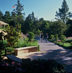 On-campus pathway